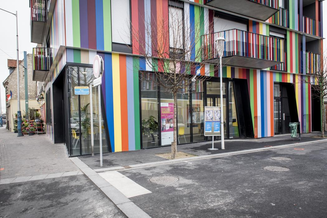 Boutique de quartier des Quatre-Routes